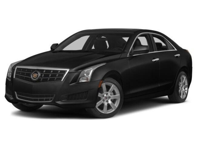 2015 CADILLAC ATS 3.6L Premium Sedan