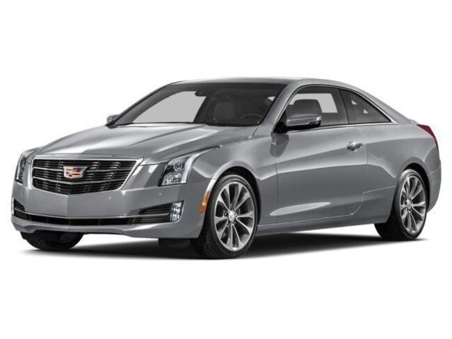 Used 2015 Cadillac ATS 2.0T AWD 2.0T  Coupe Pittsburgh, PA