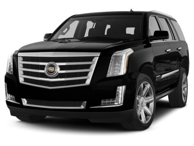 Used 2015 CADILLAC Escalade Luxury SUV For Sale in Mt Carmel, IL
