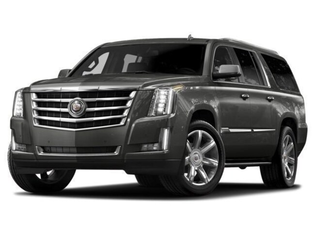 Used 2015 CADILLAC Escalade ESV Premium SUV In Fort Collins