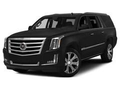 2015 Cadillac Escalade ESV 4WD 4dr Platinum Sport Utility