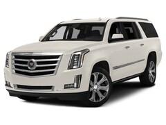 2015 Cadillac Escalade ESV Platinum Edition SUV