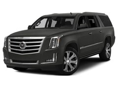 Used Vehicles for sale 2015 Cadillac Escalade ESV Platinum Edition SUV 1GYS4UKJ1FR562854 in Henderson, NV