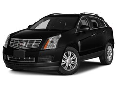 Used 2015 CADILLAC SRX Luxury Collection SUV for Sale in New Boston, TX