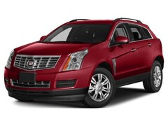 Used 2015 CADILLAC SRX Performance Collection SUV 3818A for sale in Cooperstown, ND at V-W Motors, Inc.