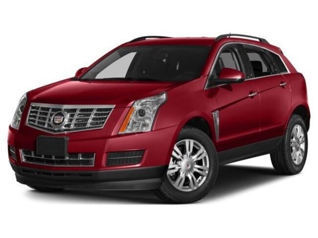 Used 2015 Cadillac SRX Premium Collection FWD  Premium Collection For Sale Del Rio, Texas