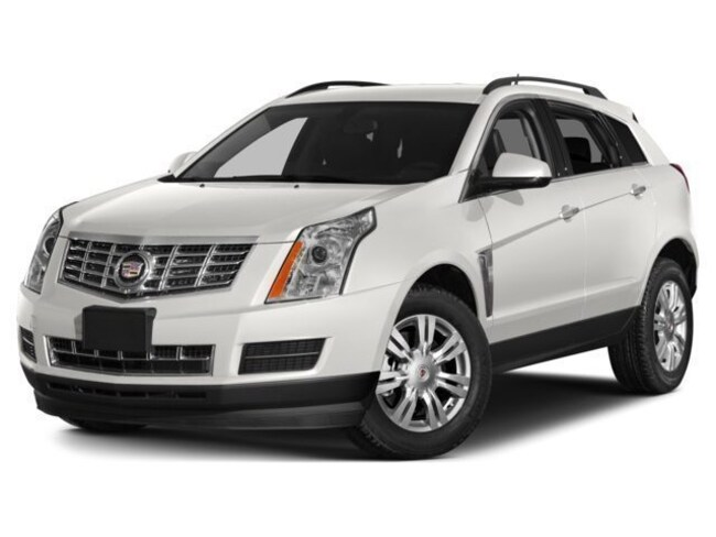 Used 2015 CADILLAC SRX Performance Collection SUV Elkhart