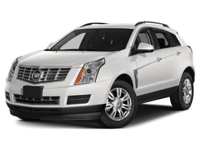 Used 2015 Cadillac SRX Premium SUV for sale in Triadelphia, WV near Pittsburgh