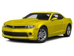 2015 Chevrolet Camaro LT w/1LT Coupe T4170B for sale in Marion, IN at Mike Anderson Dodge Chrysler Jeep and Ram
