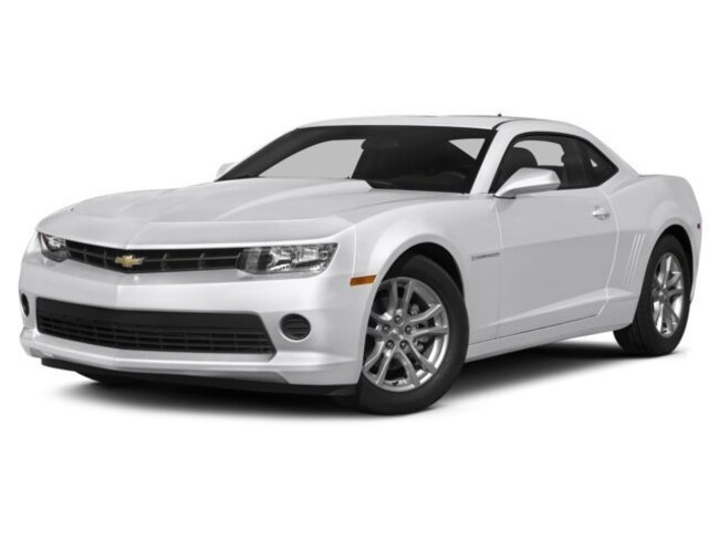 Used 2015 Chevrolet Camaro LT w/1LT Coupe for sale in Merced, CA