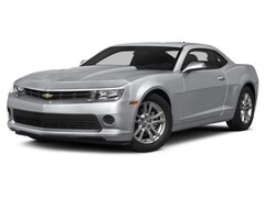 Used 2015 Chevrolet Camaro Coupe COUPE