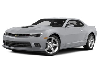 Used 2015 Chevrolet Camaro SS w/1SS Coupe in Austin, TX