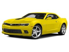 Used 2015 Chevrolet Camaro SS w/2SS Coupe For Sale In Carrollton, TX