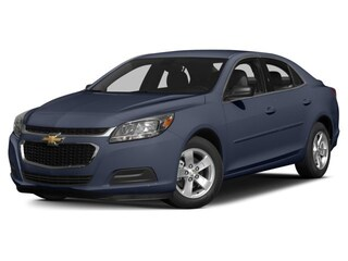 Used 2015 Chevrolet Malibu LS w/1FL Sedan in Bloomington, IN