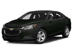 2015 Chevrolet Malibu LT w/2LT Sedan