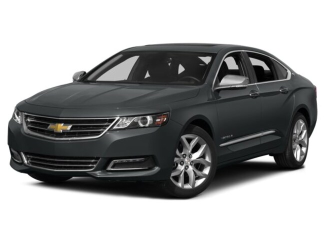 Pre-Owned 2015 Chevrolet Impala LS Sdn in Durango, CO