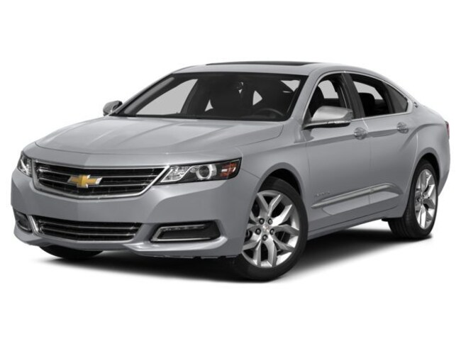 2015 Chevrolet Impala LS w/1FL Sedan