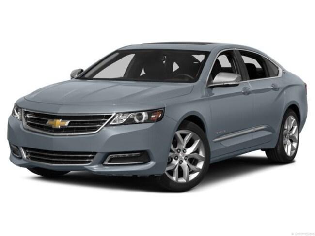2015 Chevrolet Impala LT w/2LT Sedan