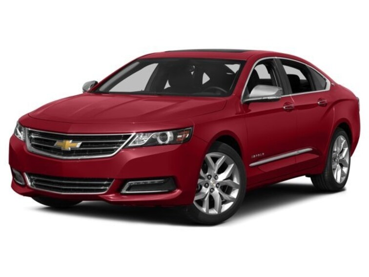 Used 2015 Chevrolet Impala LT w/2LT Sedan Victor
