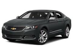 used 2015 Chevrolet Impala LT w/2LT Sedan