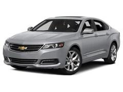 Used 2015 Chevrolet Impala LTZ w/1LZ Sedan for sale in Gallipolis, OH