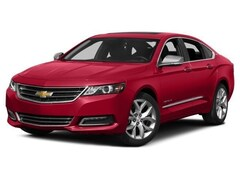 2015 Chevrolet Impala LTZ LTZ  Sedan w/2LZ 2G1165S36F9295040