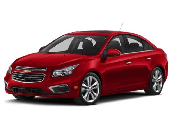 2015 Chevrolet Cruze LS Manual Sedan