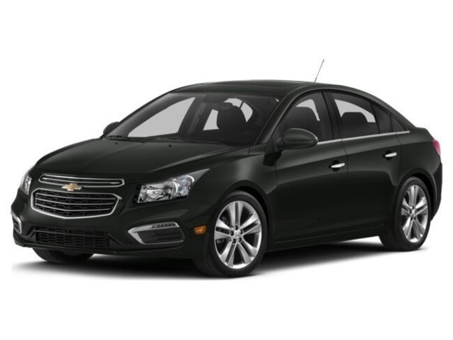 Used 2015 Chevrolet Cruze 1LT Manual Sedan Near Baltimore