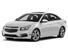 Used 2015 Chevrolet Cruze 1LT Auto Sedan for sale in Harlan, KY