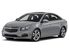 2015 Chevrolet Cruze ECO Manual Sedan