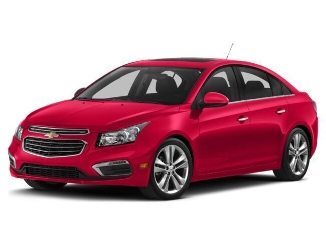 Used 2015 Chevrolet Cruze 2LT Sedan For Sale Lucedale, MS
