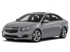 Bargain Used 2015 Chevrolet Cruze LT Sedan Under $10,000 for Sale in Asheboro, NC