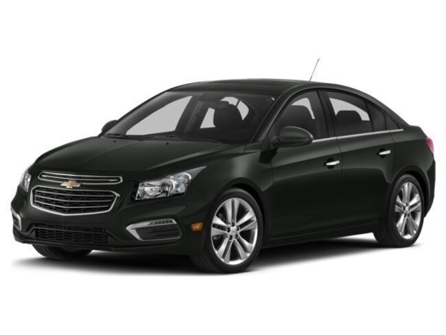 Used vehicle 2015 Chevrolet Cruze LT Sedan for sale near you in Grand Junction, CO