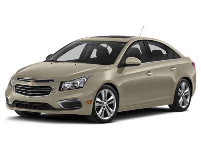 Used 2015 Chevrolet Cruze 2LT Sedan Macon, GA