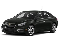 Used 2015 Chevrolet Cruze LTZ Auto Sedan in Santa Clara