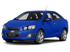 Used 2015 Chevrolet Sonic LS Manual Sedan Anchorage, AK
