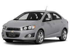 2015 Chevrolet Sonic LS Manual Sedan
