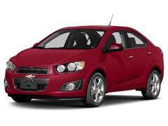 Used Vehicels for sale 2015 Chevrolet Sonic LS Sedan in Del Rio, TX