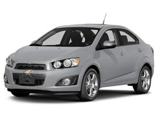 2015 Chevrolet Sonic LS Auto Sedan