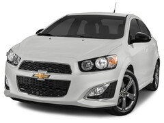 Used 2015 Chevrolet Sonic 4dr Sdn Auto RS Car Jacksonville, FL