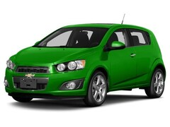 Pre-Owned 2015 Chevrolet Sonic LT Hatchback for sale in Lima, OH