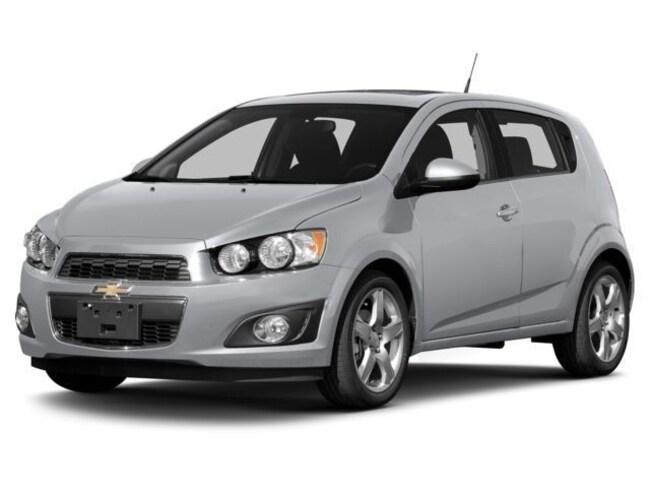 Used 2015 Chevrolet Sonic LT Hatchback for Sale in Richfield UT