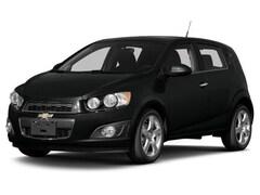 2015 Chevrolet Sonic LTZ Manual Hatchback