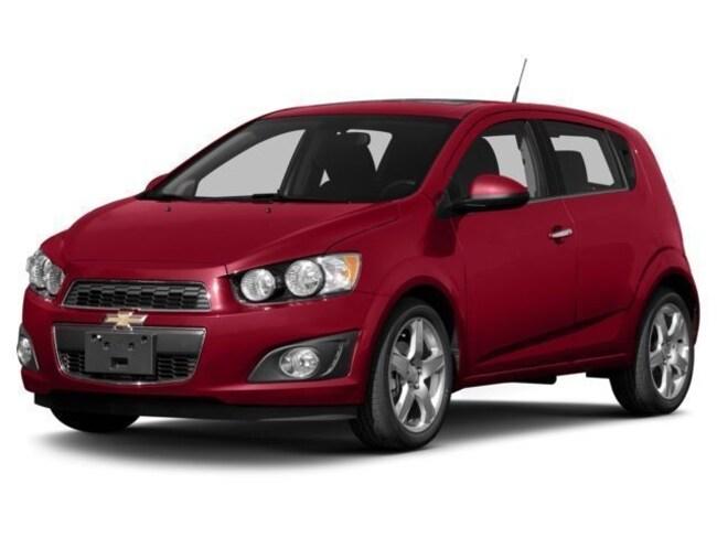 2015 Chevrolet Sonic LTZ Auto Hatchback