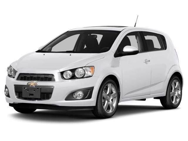 2015 Chevrolet Sonic HB Auto LTZ sedan
