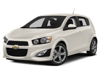 2015 Chevrolet Sonic RS Auto Hatchback