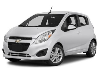 2015 Chevrolet Spark LT w/1LT Manual Hatchback