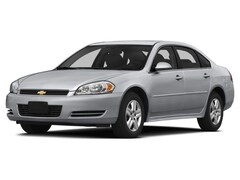 2015 Chevrolet Impala Limited LS Sedan