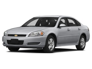 Bargain used vehicle 2015 Chevrolet Impala Limited LS Sedan for sale in Green Bay, WI