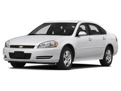 Pre-Owned 2015 Chevrolet Impala Limited LS Sedan for sale in Lima, OH